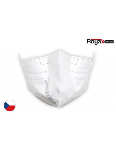 Royax respirátor FFP2 s ochranou až 99%!